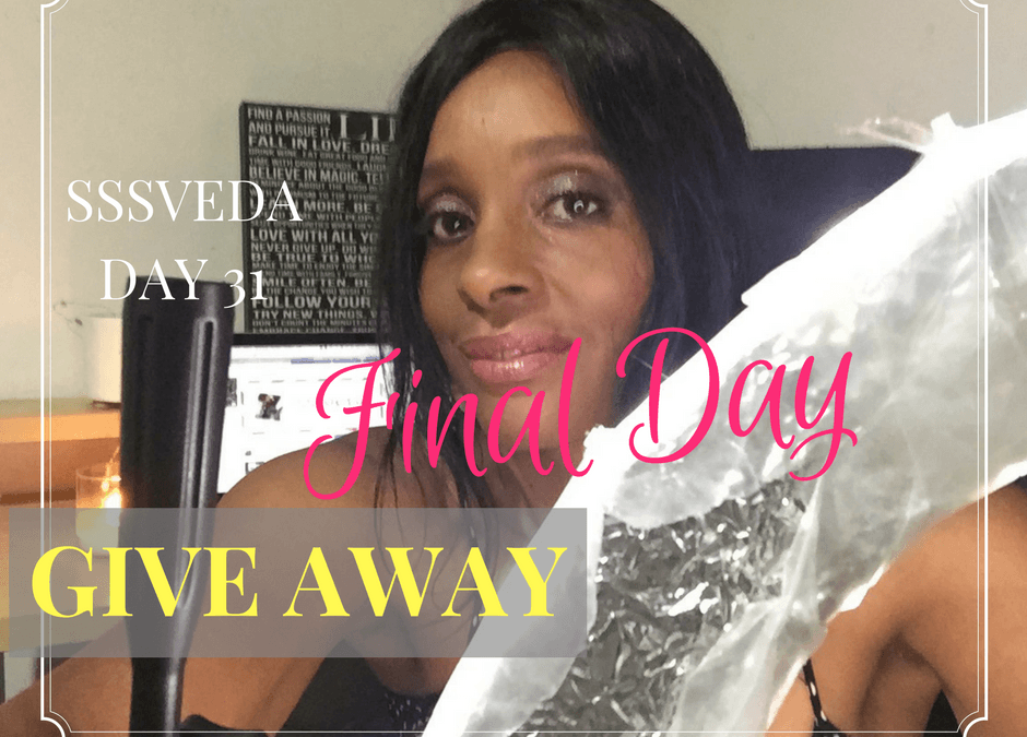 Final Day & A GiveAway